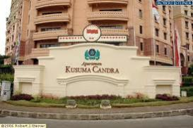 Apartemen Kusuma Chandra (AKC) - SCBD Sudirman