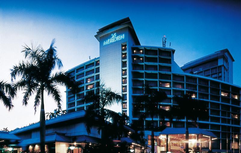 Le Meredien Hotel - Jakarta