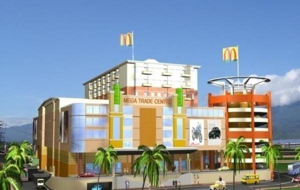 Mega Trade Center (MTC) - Manado