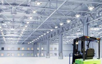 PT. RDPI uses Philips Green Perform LED HighBay BY series for the most efficient and energy saving lighting solution.
