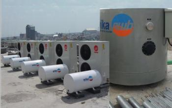 Wika Water Heater